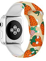 Недорогие -полоса smartwatch движения силикагеля для серии вахты 4/3/2/1 iwatch яблока