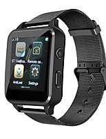 Недорогие -x8 smart watch bt фитнес-трекер поддержка уведомлений / монитор сердечного ритма спорт SmartWatch совместимые телефоны iphone / samsung / android
