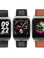 Недорогие -E58 Smart Watch BT Поддержка фитнес-трекер уведомления и совместимый с пульсометром телефоны Apple / Samsung / Android-телефоны