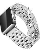 Недорогие -Ремешок для часов для Apple Watch Series 4/3/2/1 Apple Бабочка Пряжка Нержавеющая сталь Повязка на запястье