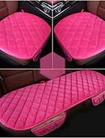 Недорогие -3 шт мягкая удобная автомобильная подушка нескользящая дышащая 2 шт передняя подушка 1 шт задняя подушка