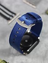 Недорогие -ремешок для часов для Apple Watch серии 4/3/2/1 яблоко классическая пряжка нейлоновый ремешок