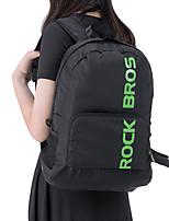 Недорогие -5 L Легкий упаковываемый рюкзак Легкость С защитой от ветра Складной Компактный На открытом воздухе Пешеходный туризм Восхождение Черный Синий