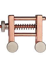 Недорогие -профессиональный Аксессуары для скрипки / Инструменты VT0908-183 Скрипка Позолоченное розовым золотом Аксессуары для музыкальных инструментов 9*3.6*6.3 cm