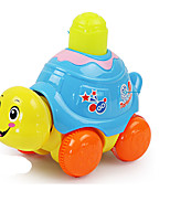 Недорогие -Игрушечные машинки Мягкие пластиковые Дети (1-4 лет) дошкольный Игрушки Подарок 1 pcs