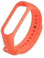 Недорогие -ремешок для часов для mi band 3 xiaomi sport band силиконовый ремешок на запястье