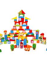 Недорогие -Конструкторы 100 pcs совместимый Legoing Геометрический узор Все Игрушки Подарок