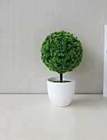 Недорогие -Искусственные Цветы 1 Филиал Классический Современный современный слива Букеты на стол