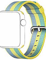 Недорогие -ремешок для часов Apple, спортивный нейлоновый ремешок на запястье для Apple Watch серии 4/3/2/1 38 мм / 42 мм