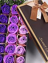 Недорогие -Искусственные Цветы 18 Филиал Классический Стиль Розы Букеты на стол