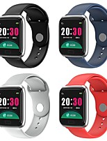Недорогие -Gt05 умный браслет 1,3-дюймовый цветной экран моды спортивные часы водонепроницаемый фитнес-трекер монитор сердечного ритма артериального давления