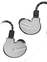 Недорогие -Наушники-вкладыши bqeyz kb1 с тройным драйвером, 0.78 мм, золото, 2-контактный, съемный кабель, наушники