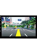 Недорогие -7-дюймовый автомобильный навигатор универсальный HD Bluetooth навигатор