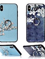 Недорогие -чехол для apple iphone xs max / iphone 8 plus pattern / противоударная задняя крышка cat soft tpu для iphone 7/7 plus / 8 / 8p / 6 / 6s / 6 plus / xr / x / xs