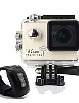 Недорогие -SJ9000R ведет видеоблог Портативные / Для профессионалов / Подводная камера 60 кадров в секунду 16 mp 4000 x 3000 пиксель Плавание / Отдых и Туризм / На открытом воздухе 2 дюймовый 16.0 Мп КМОП