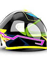 Недорогие -мотоциклетный шлем сигнальные огни ночной безопасности декоративные лампы мотоциклетный шлем полосы