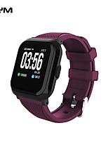 Недорогие -Умные часы браслет цветной экран монитор сердечного ритма ip68 водонепроницаемый мужчины женщины спорт умный браслет bluetooth