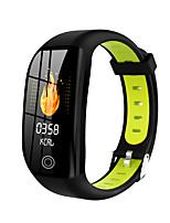 Недорогие -F21 Мужчина женщина Умный браслет Android iOS Bluetooth Водонепроницаемый Педометр Напоминание о звонке Датчик для отслеживания активности Сидячий Напоминание будильник