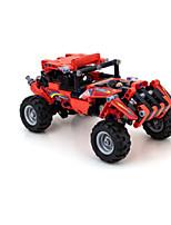 Недорогие -GUDI Конструкторы 401 pcs совместимый Legoing Ручная работа Декомпрессионные игрушки Взаимодействие родителей и детей Антигравитационная машинка Все Игрушки Подарок