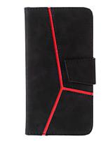 Недорогие -Кейс для Назначение Apple iPhone XS / iPhone XR / iPhone XS Max Кошелек / Бумажник для карт / Защита от пыли Чехол Однотонный Мягкий ТПУ