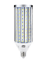 Недорогие -ywxlight e27 / 26 60 Вт 6000 люмен эквивалентно 600 Вт нерегулируемой светодиодной кукурузной лампочке переменного тока 100-277 В для уличного фонаря после освещения гаражного завода