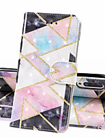 Недорогие -чехол для samsung galaxy a70 (2019) galaxy a50 (2019) чехол для телефона искусственная кожа материал 3d окрашенный рисунок чехол для телефона a10 a20 a30 a40 a90 a7 2018