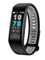 Недорогие -T02 Smart Watch BT Поддержка фитнес-трекер уведомить&совместимый монитор сердечного ритма Samsung / Android телефонов / Iphone