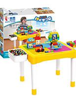 Недорогие -Конструкторы 55 pcs совместимый Legoing Ручная работа Взаимодействие родителей и детей Все Игрушки Подарок