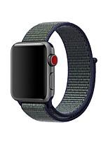 Недорогие -Запасной спортивный нейлоновый ремешок для часов Apple серии 4 40мм / 44мм
