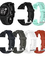 Недорогие -SmartWatch группа для Garmin инстинкт Garmin спортивные группы силиконовый ремешок