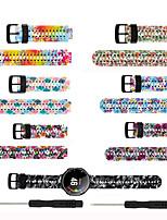 Недорогие -спортивный силиконовый ремешок для часов ремешок на запястье браслет для Garmin предтечи 220/230/235/620/630 / 735xt / 735 умные часы