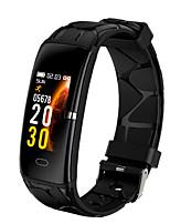 Недорогие -E58 умный браслет фитнес-трекер сердечного ритма артериальное давление часы спортивный браслет умный ремешок