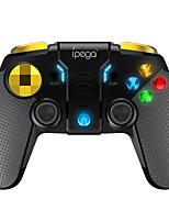 Недорогие -ipega pg-9118 беспроводная ручка контроллера для ios / pc / android, bluetooth cool / новый дизайн / портативная ручка контроллера pc / abs 1 шт.