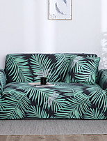 cheap -Plumage Print Dustproof All-powerful Slipcovers Stretch Sofa Cover Super Soft Fabric Couch Cover with One Free Pillow Case