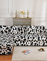 cheap -Spot  Print Dustproof All-powerful Slipcovers Stretch Sofa Cover Super Soft Fabric Couch Cover with One Free Pillow Case