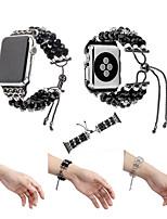 Недорогие -браслет из бисера браслет браслет ремешок для яблочных часов серии 4 3 2 1