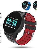 Недорогие -Ky108 умные часы ip68 артериальное давление монитор сердечного ритма спорт фитнес браслет трекер шагомер smartwatch для android ios
