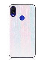 Недорогие -Чехол Nillkin для Xiaomi Redmi Note 7 / Redmi Go блеск блеск / противоударный / пыленепроницаемый задняя крышка Блеск Shine Soft ТПУ для Redmi Note 7S / Redmi 3S / Xiaomi Redmi S2