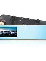Недорогие -btutz TFT 1080p Full HD Автомобильный видеорегистратор 170° Широкий угол CCD 4.3 дюймовый TFT Капюшон с G-Sensor / Режим парковки Нет Автомобильный рекордер