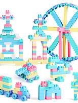 Недорогие -Конструкторы 100 pcs Креатив совместимый Legoing Взаимодействие родителей и детей Все Игрушки Подарок
