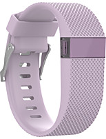 cheap -Watch Band for Fitbit ZIP Fitbit Classic Buckle Silicone Wrist Strap