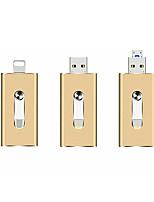 Недорогие -Литбест otg USB флэш-накопитель применяется к Apple Android USB 3 в 1 металлический диск + 8 ГБ