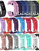 Недорогие -Небольшой ремешок для часов FitBit 2 силиконовый ремешок для фитнеса FitBit