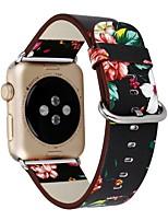 Недорогие -Сельский ремешок для часов Apple Watch серии 4/3/2/1 из натуральной кожи сменный ремешок для iwatch