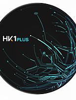 Недорогие -hk1plus android 8.1 rk3328 четырехъядерный процессор Smart TV Box медиа-плеер приставка