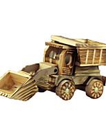 Недорогие -Игрушечные машинки деревянный Детские Все Игрушки Подарок