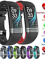 Недорогие -G26S умный фитнес-браслет непрерывный монитор сердечного ритма артериальное давление фитнес-трекер цветной экран умные часы