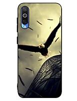 Недорогие -Кейс для Назначение SSamsung Galaxy Galaxy A10 (2019) / Galaxy A30 (2019) / Galaxy A50 (2019) Защита от удара / С узором Кейс на заднюю панель Животное Мягкий ТПУ