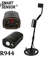 Недорогие -металлоискатель подземная глубина1,5 м ar944m сканер металла искатель инструмент 1200ma литий-аккумулятор для золотоискателя поиск сокровищ искать охотник