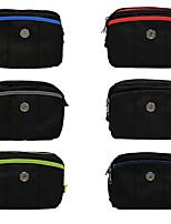 Недорогие -6,4-дюймовый чехол для универсальной карты держателя сумка сплошной цвет мягкий нейлон / полиэстер